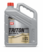 "Масло моторное ""Phillips 66"" 5w30 Triton Euro Diesel Full Synthetic 1gallon (3,78л)"