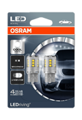 "Лампа 12 В, 21/5Вт (W3*16q) ""Osram"" LED Standart Cool White 6000K к-т 2шт [7715CW] (блистер)"