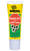 "Присадка в масло для КПП ""Bardahl"" Gear Oil Additive+ Stop Leak [U3119] 237мл"