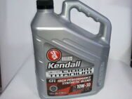 "Масло моторное ""Conoco Phillips Kendall"" 10W30 GT-1 High Performance Syn Blend 1gallon (3,78л)"