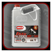 "Масло моторное ""Amalie"" 5W30 Elixir Fuil Synthetic 1gallon (3.78л)"